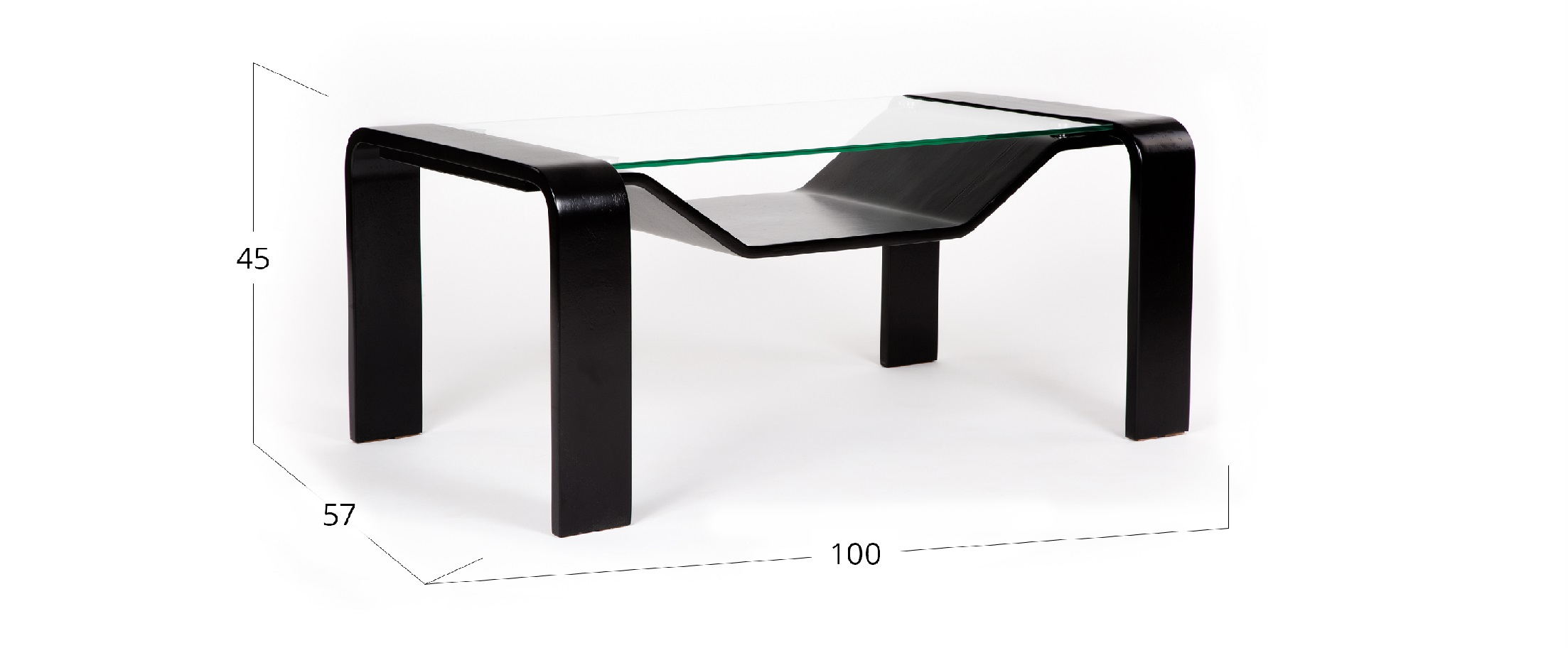 Журнальный стол Гурон 1 Модель 579