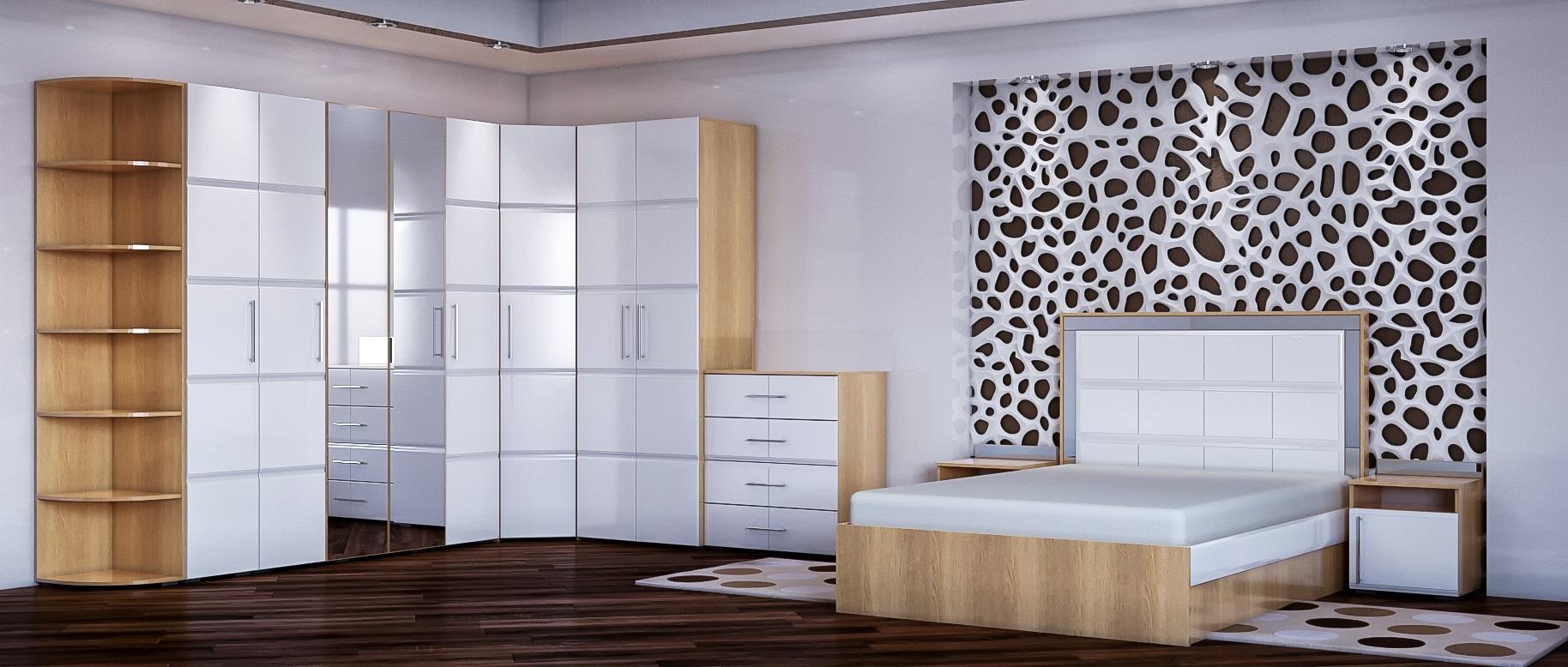 Спальня София Модель 512